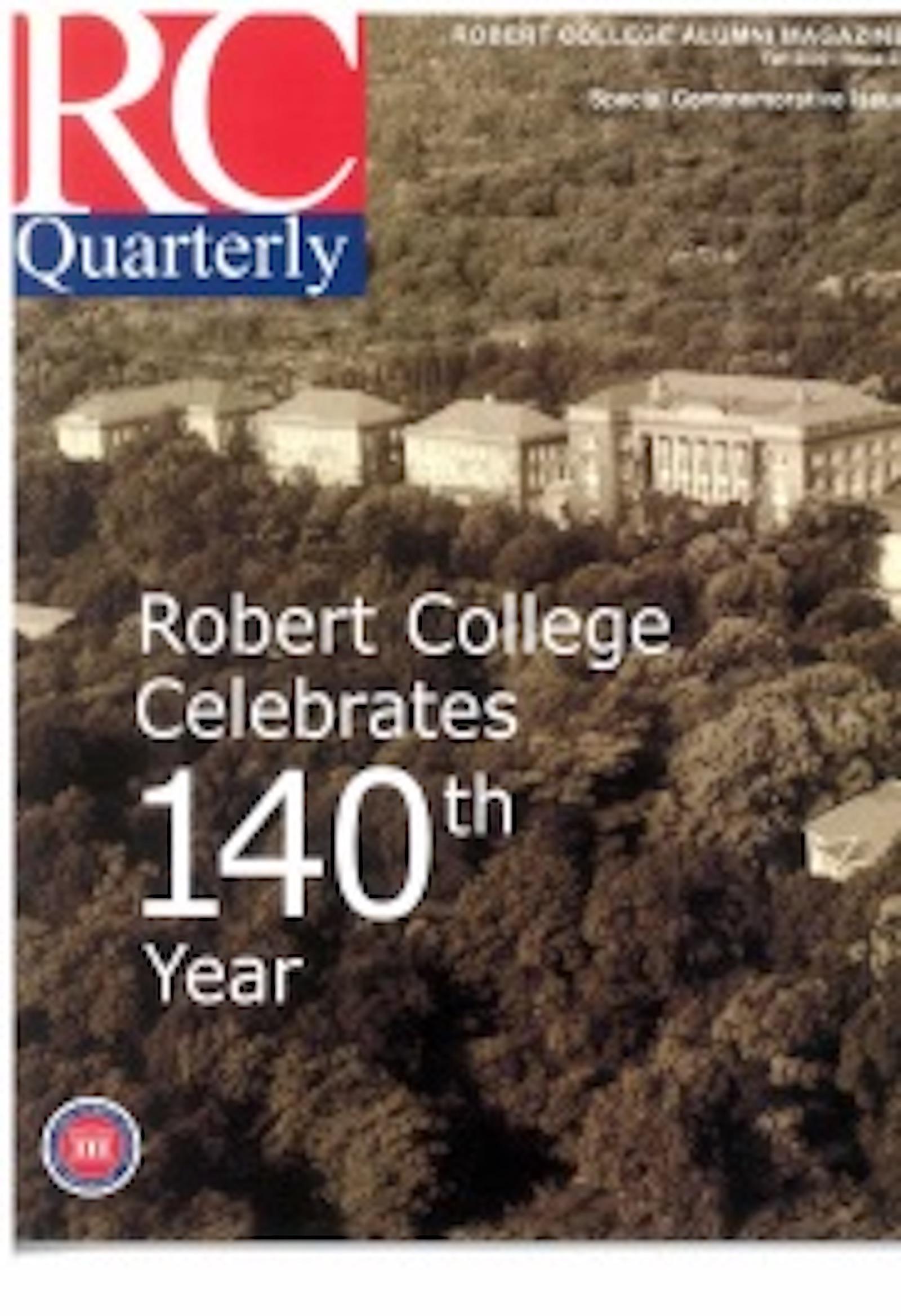 robert college celebrates